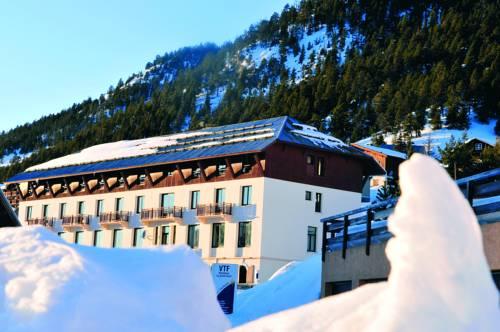 Le Grand Hotel : Hotel near Val-des-Prés