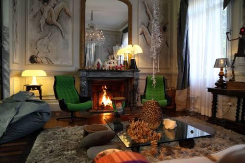 Le Grand Duc : Hotel near Bellaing