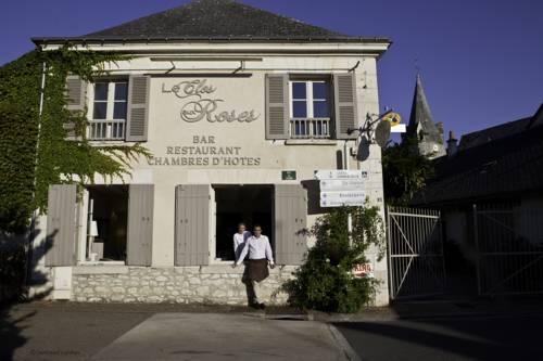 Le Clos aux Roses : Bed and Breakfast near Cigogné