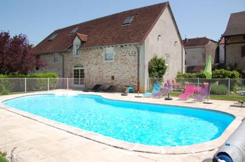 Gite la Renouée : Guest accommodation near Flacey-en-Bresse