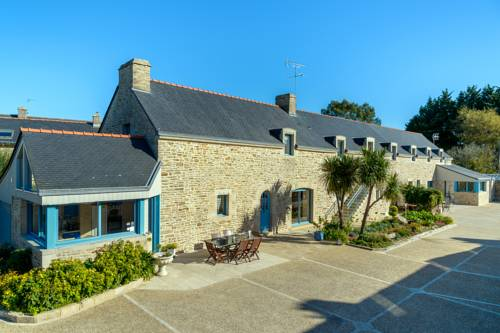 Domaine de Kervail : Bed and Breakfast near Baye
