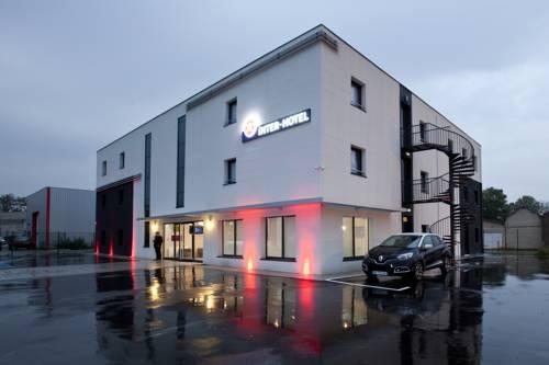 Inter-Hotel Marne-la-Vallée Est Meaux : Hotel near Chauconin-Neufmontiers