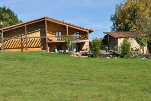 Les Coquelicots : Guest accommodation near Javerdat