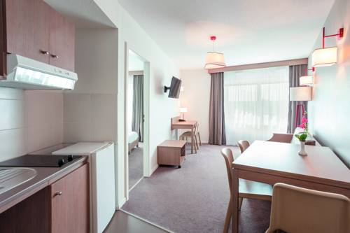 Appart'City Mulhouse : Guest accommodation near Mulhouse
