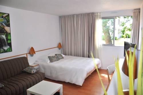 Lorient Résidence : Residence near Caudan