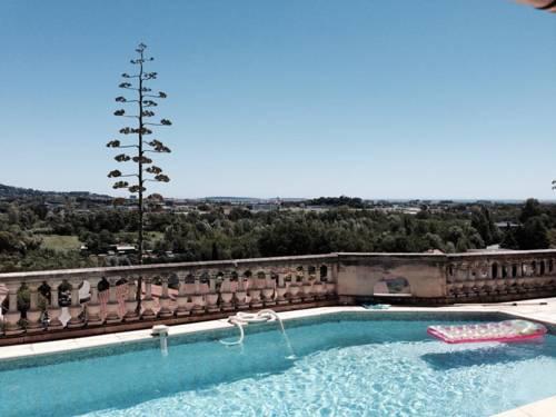 Villa Le Rocher Indien : Guest accommodation near Mandelieu-la-Napoule