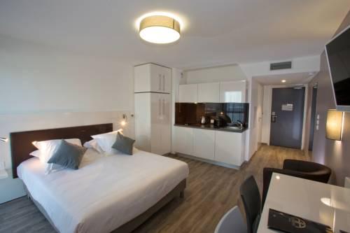All Suites Bordeaux Pessac : Guest accommodation near Pessac