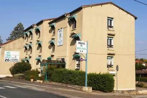 Hôtel Le Relais : Hotel near Pis