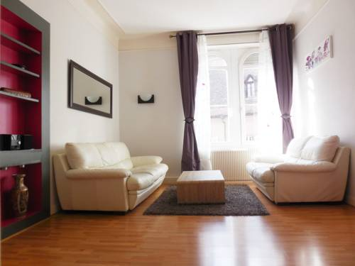 Les Dominicains : Apartment near Colmar