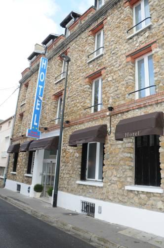 Hôtel Patio Brancion : Hotel near Malakoff