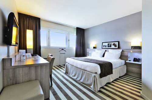 Kyriad Prestige Le Bourget - Aeroport : Hotel near Le Blanc-Mesnil