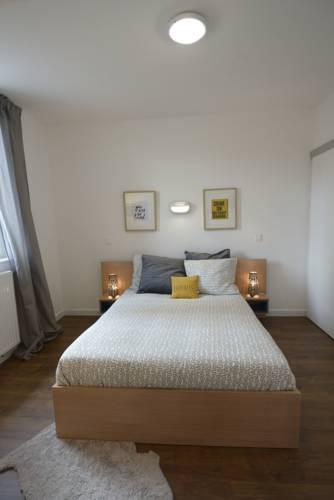Apparteo Palatino Paris 13 : Guest accommodation near Villejuif