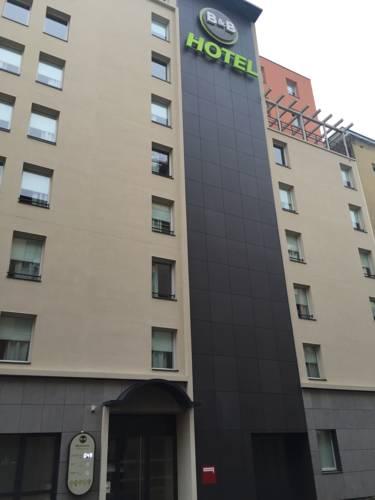 B&B Hôtel Lyon Caluire Cité Internationale : Hotel near Caluire-et-Cuire