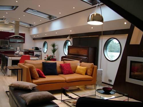 Seine Loftboat : Guest accommodation near Montigny-lès-Cormeilles