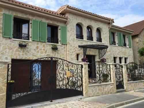Chatihotes : Apartment near Clamart