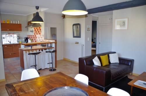 L'Appart d'Eliot : Guest accommodation near Dannemarie-sur-Crète
