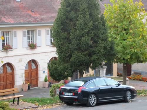 Gîte du Sundgau : Guest accommodation near Kœstlach