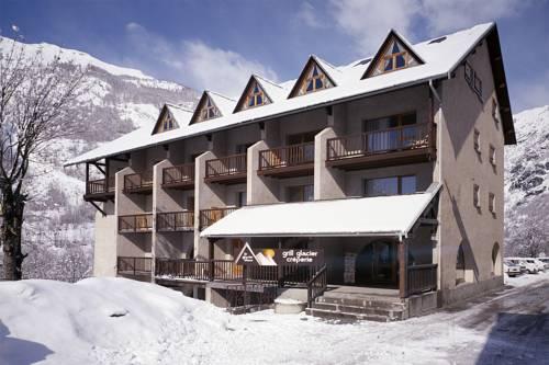 Le Glacier Blanc : Apartment near Pelvoux