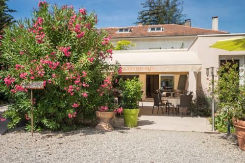 Logis Le Printemps - Montélimar : Hotel near Meysse