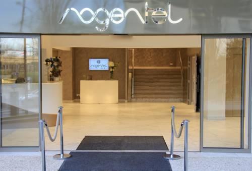 Hôtel Nogentel : Hotel near Noisy-le-Grand