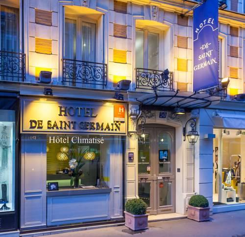 Hotel de Saint-Germain : Hotel near Paris 6e Arrondissement