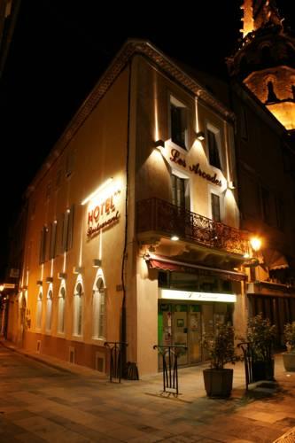 Les Arcades : Hotel near Aude