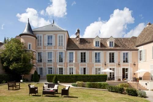 Relais du Silence Hôtel Saint-Laurent : Hotel near Grosrouvre