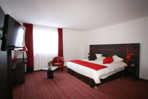 Zenia Hotel & Spa : Hotel near Estrées