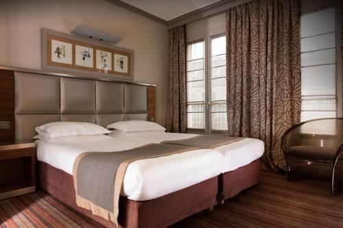 Hotel Berne Opera : Hotel near Paris 17e Arrondissement