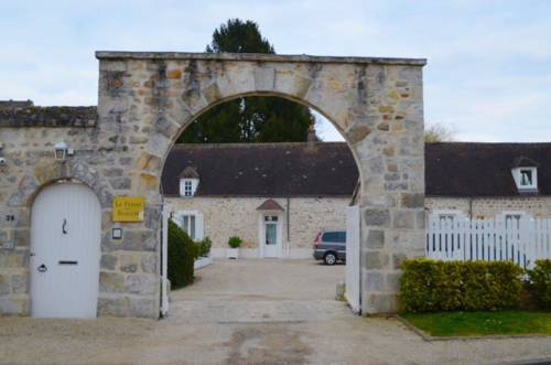 La Ferme Des Ruelles : Bed and Breakfast near D'Huison-Longueville