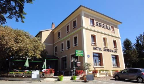 Hotel Regina : Hotel near Toussieux