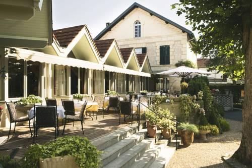 Hôtel Relais d'Aumale : Hotel near Orry-la-Ville