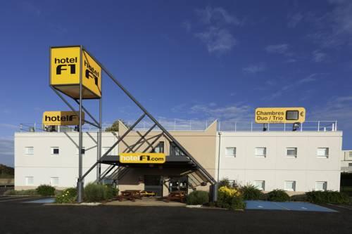hotelF1 Saint Witz A1 Roissy CDG : Hotel near Survilliers