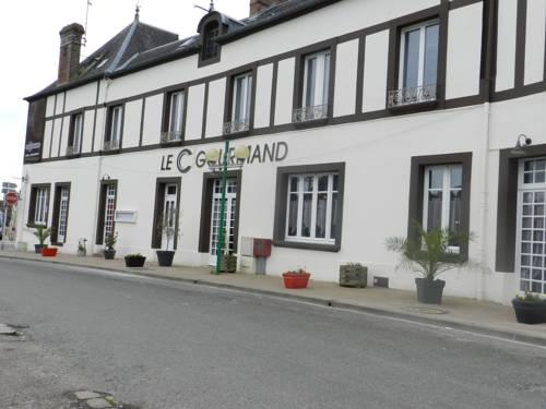 Le C Gourmand : Hotel near Sées