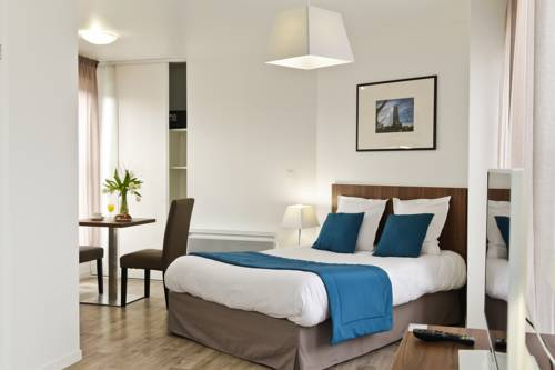Appart'Hotel Odalys Blamont : Guest accommodation near Amiens