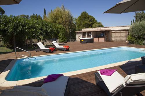 Mas De Thau : Guest accommodation near Pinet