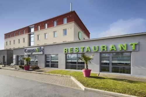 Campanile Roissy - Aéroport CDG - Le Mesnil Amelot : Hotel near Survilliers