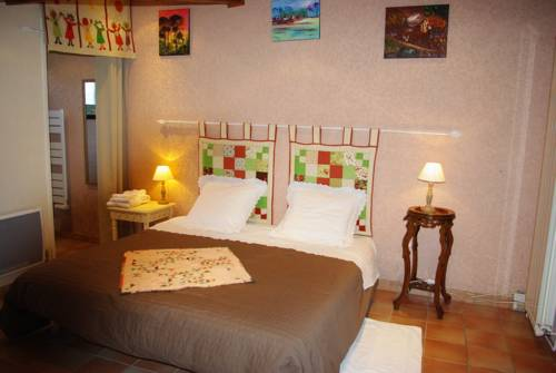 Chambres d'hôtes La Téoulère : Bed and Breakfast near Beauziac