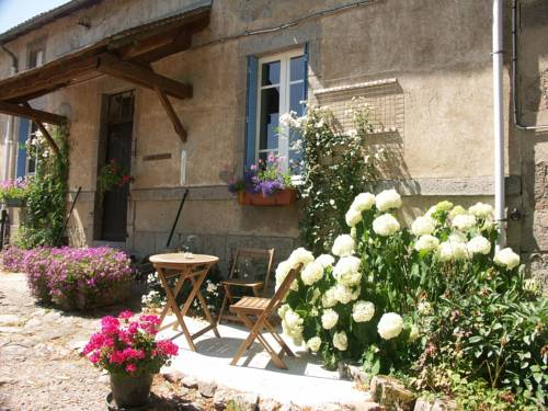 Apartment Gîte Sioullet : Guest accommodation near Ars-les-Favets