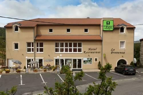 Hotel Spa Restaurant Le Provence : Hotel near Mazan-l'Abbaye