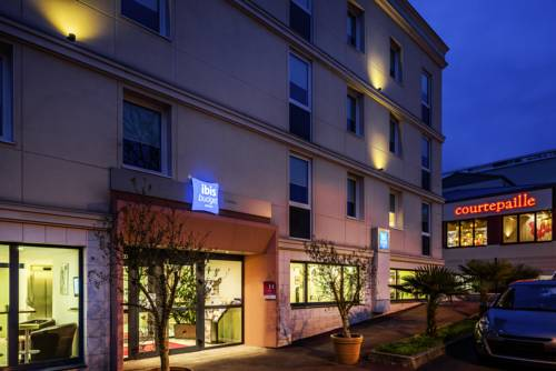 Hotel ibis budget Chatillon Paris Ouest : Hotel near Fontenay-aux-Roses