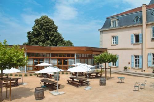 Domaine Les Hautannes : Hotel near Parcieux