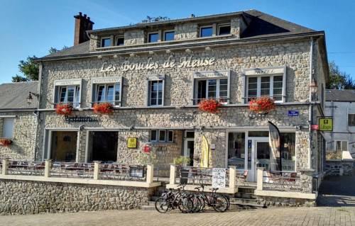 Les Boucles de Meuse : Hotel near Nouzonville