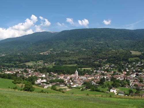 Au pied des Alpes : Guest accommodation near Vizille