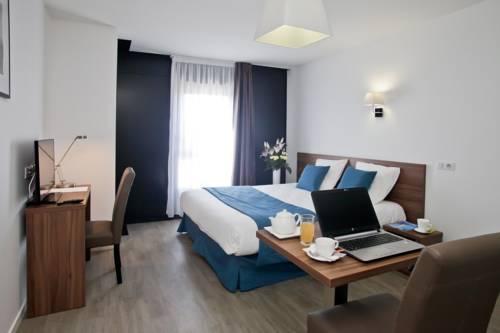 Résidence Odalys Paris Rueil : Guest accommodation near Chatou