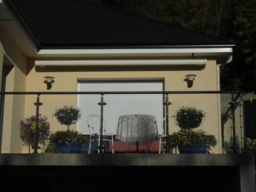 Chez Ewa : Bed and Breakfast near Saint-Martin-du-Manoir