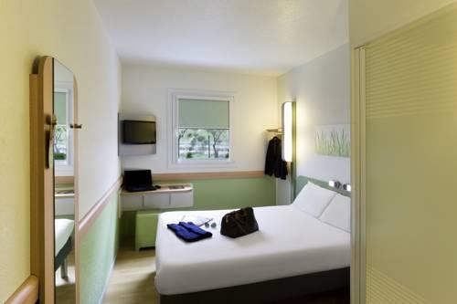 ibis budget Marne la Vallée Bry sur Marne : Hotel near Noisy-le-Grand