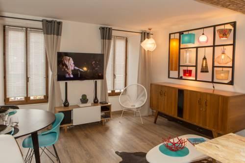 T2 centre ville clim et parking : Hotel near Provence-Alpes-Côte d'Azur