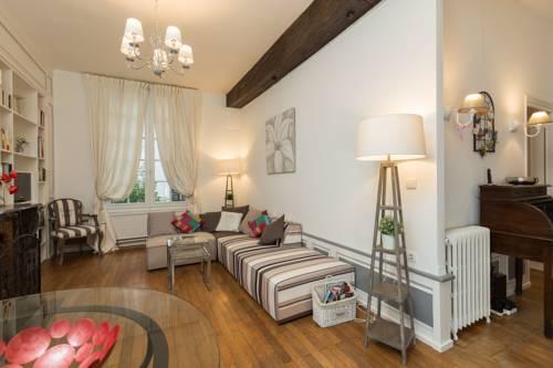 Etape de Charme - Les Cordeliers : Apartment near Tours
