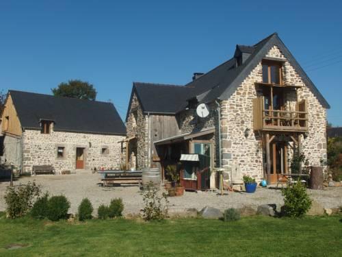 Hof Mellon : Guest accommodation near Lescouët-Gouarec